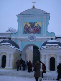 Екатерининские ворота Ипатьевского монастыря