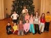 У рождественской елки