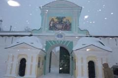 Кострома. Ипатиевский монастырь. Декабрь 2010