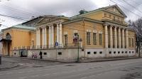 Музей А. С. Пушкина на Пречистенке, арх. А. Г. Григорьев.