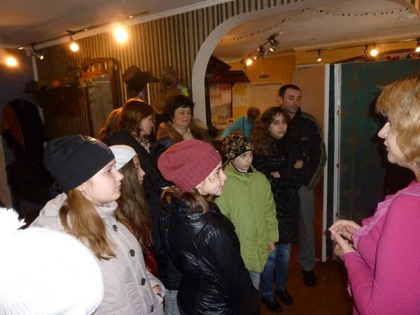Музей городского быта в Угличе