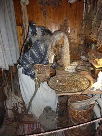 Музей мифов и суеверий в Угличе