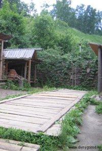 Музей древнерусской семьи летом