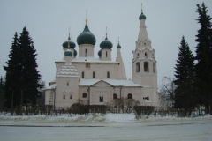 Прогулки по Ярославлю. Февраль 2010