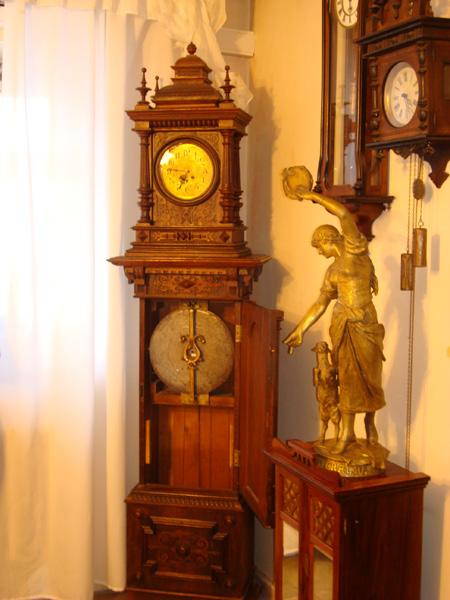 Музей Музыка и время. Музыкальные инструменты и часы ХIХ века