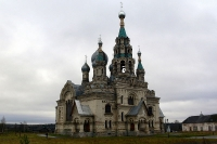 Кукобой храм Спаса Нерукотворного Образа