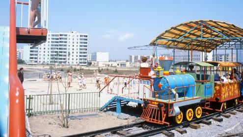 Необычный музей открылся на детской железной дороге в Ярославле